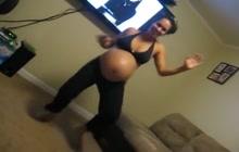 Pregnancy dance