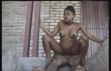 Ebony Pregnant Interracial