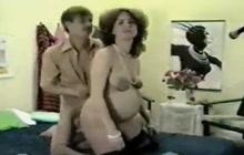 Classic Pregnant Porn